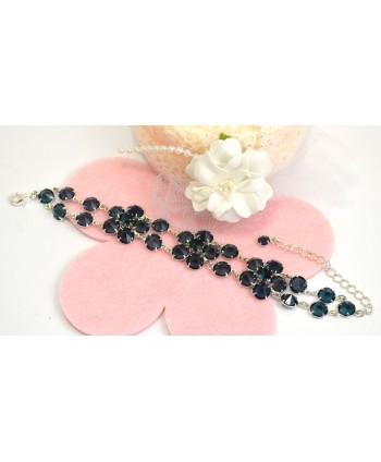 Naszyjnik z morskich perełek matowy