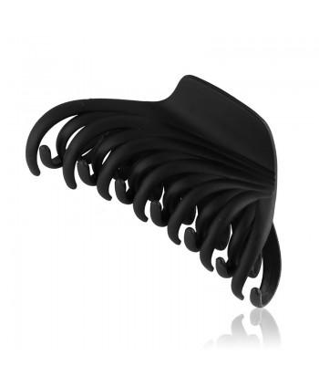 Szczęka do włosów czarna bardzo duża