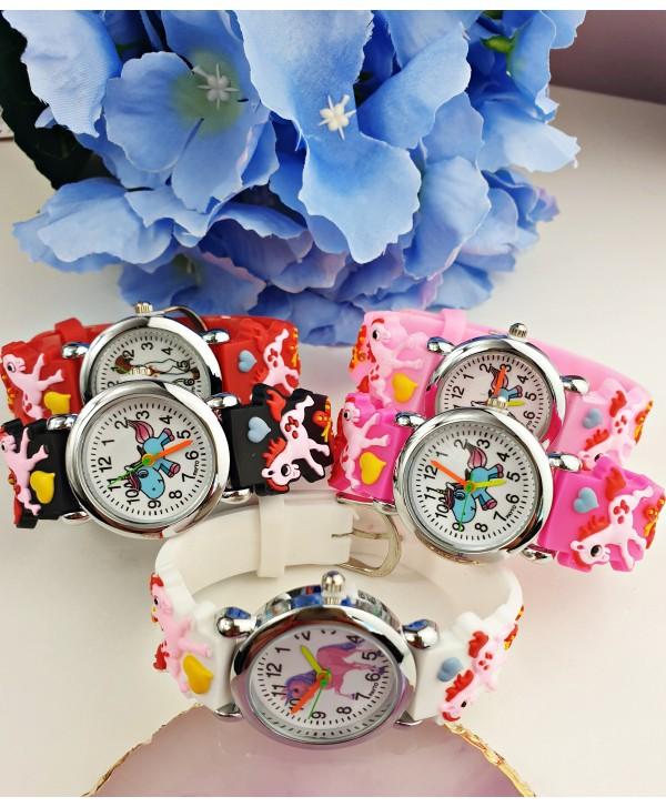 Zegarki dziecięce 5 kolorów