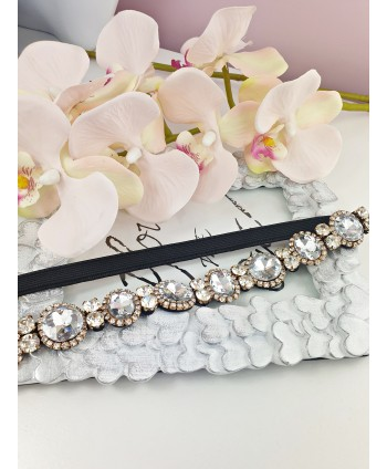 Klipsy perła- 1,4 cm