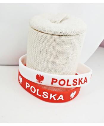 Silikonowe bransoletki POLSKA