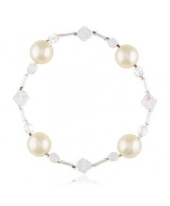 Naszyjnik kremowo-perłowy NS0220