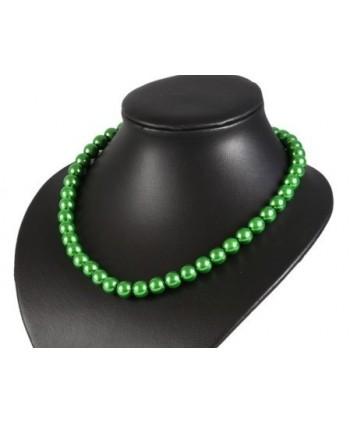 Bransoletka z czarnej szlifowanej perły