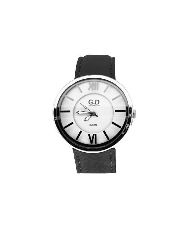 Zegarek na czarnym pasku ZG0008