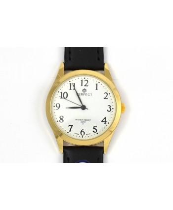 Zegarek na czarnym pasku ZG0020