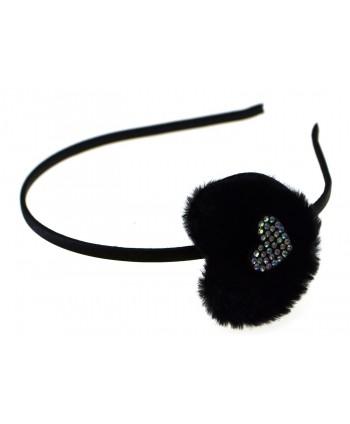 Spinka francuska beżowa perłowa błyszcząca OS0027