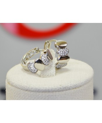 Bransoletka srebrne kulki BS0605