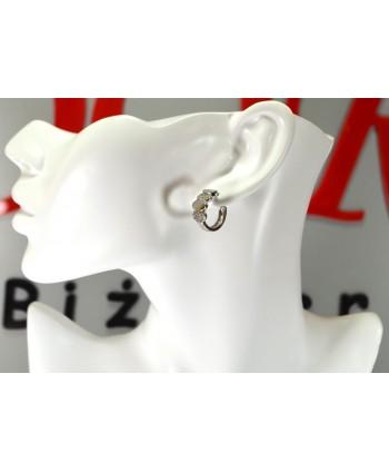 Bransoletka w kolorze srebra BS0016