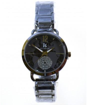 Zegarek na bransolecie  , srebrny