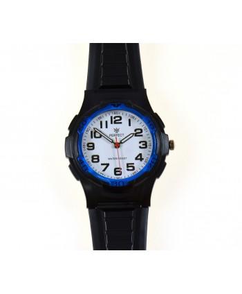 Zegarek młodzieżowy, czarny
