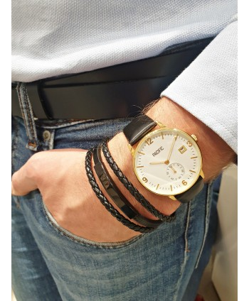 Komplet zegarek i bransoletka Pacific