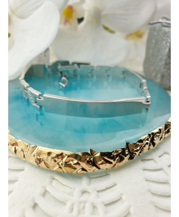 Kolczyki srebrne kryształki