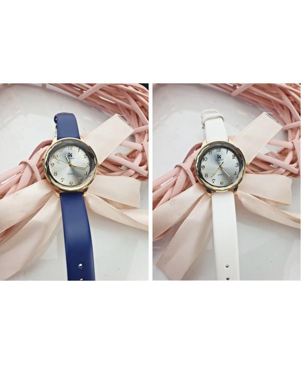 Zegarek z jasną czytelną tarczą
