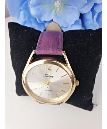 Zegarek damski fioletowy