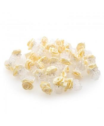 Kolczyki czarna błyszcząca perła 5 cm