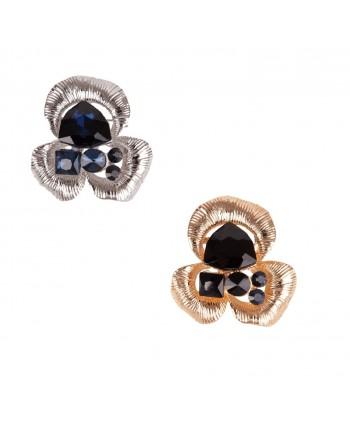 Klipsy perła - 1,4 cm