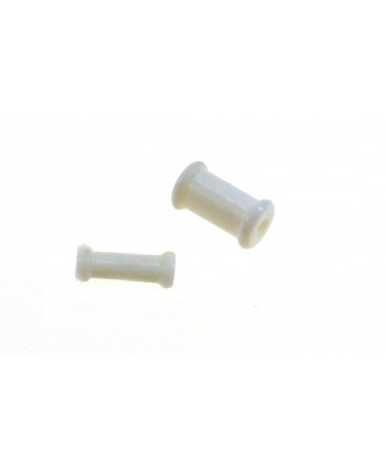 Klipsy perła - 1,8 cm