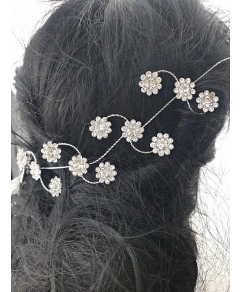 Ozdoba do włosów kwiatuszki