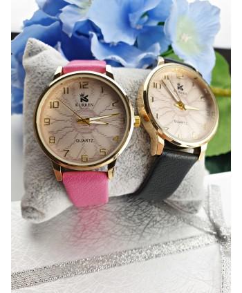Zegarek damski z printem - kolor do wyboru