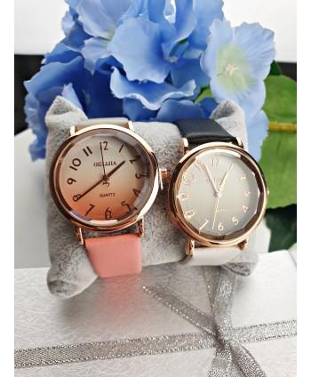 Zegarek dwukolorowy - kolory do wyboru