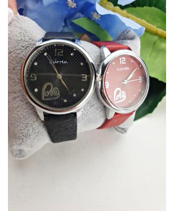 Zegarek damski z serduszkiem- kolory do wyboru