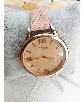 Zegarek damski z marmurkową tarczą