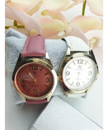 Zegarek z wyraźną tarczą- kolory do wyboru