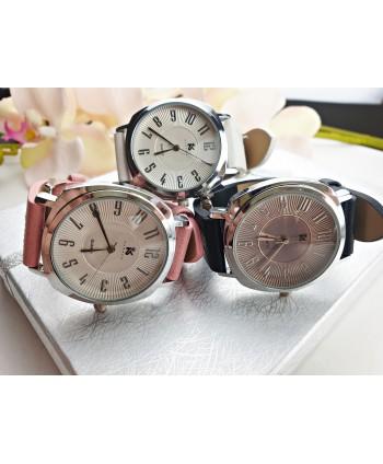 Zegarek damski z ozdobną tarczą- kolory do wyboru