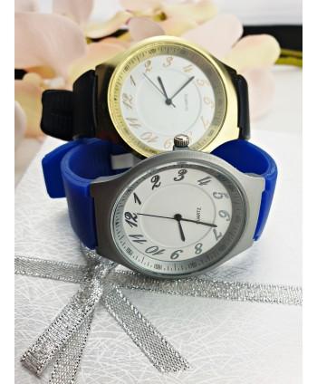 Zegarek z klasyczną tarczą- kolory do wyboru