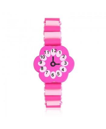 Bransoletka dziecięca zegarek