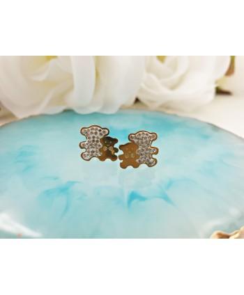 Naszyjnik z wiśniowych perełek