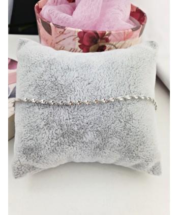 Naszyjnik z czarnych perełek