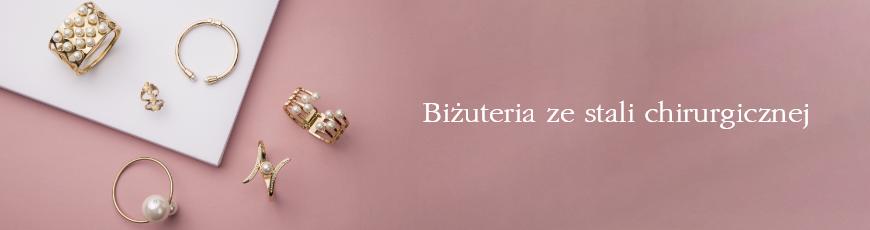 Biżuteria pozłacana - kolczyki
